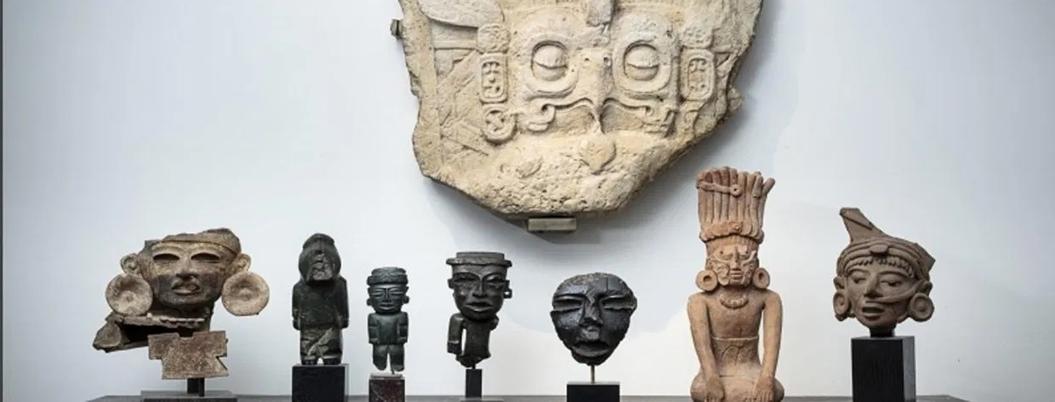 Subastan piezas prehispánicas en Francia a pesar de reclamos