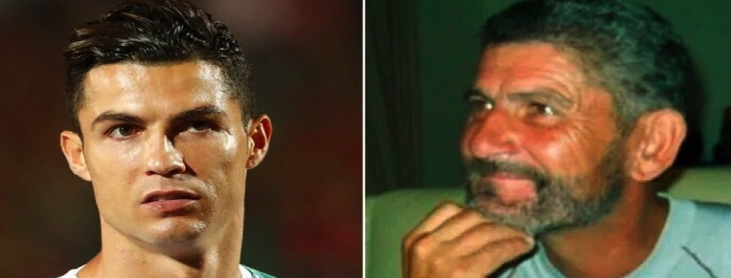 Padre de Ronaldo, un soldado alcohólico que no vio a su hijo triunfar