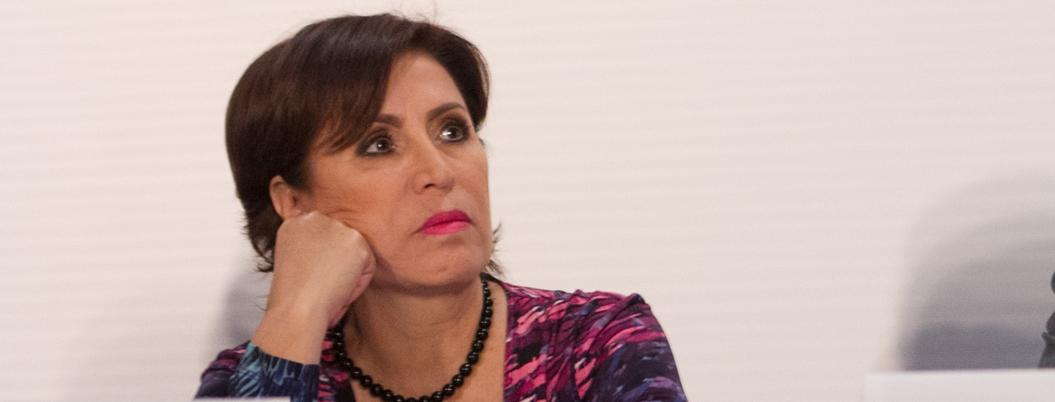 Avalan ampliar proceso de juicio político contra Rosario Robles