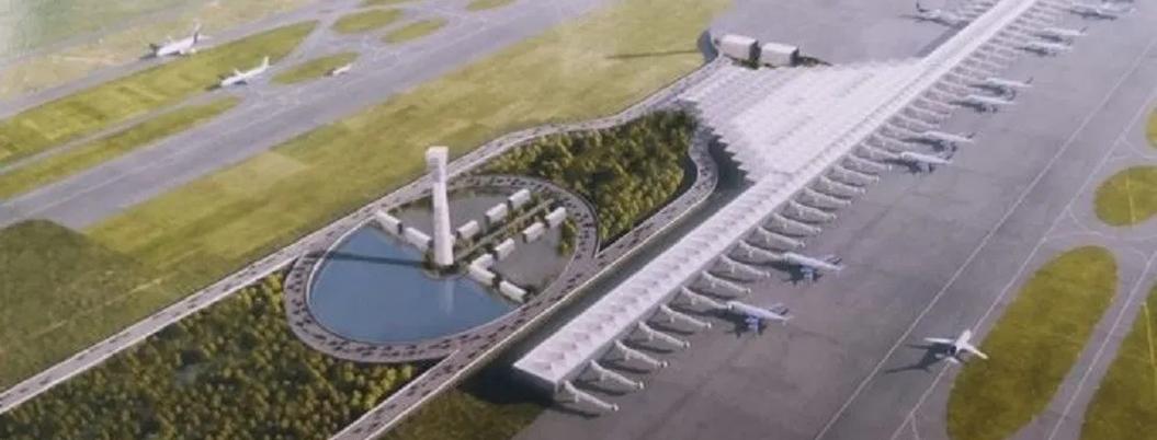 Poder Judicial desechó ola de amparos contra aeropuerto de Santa Lucía