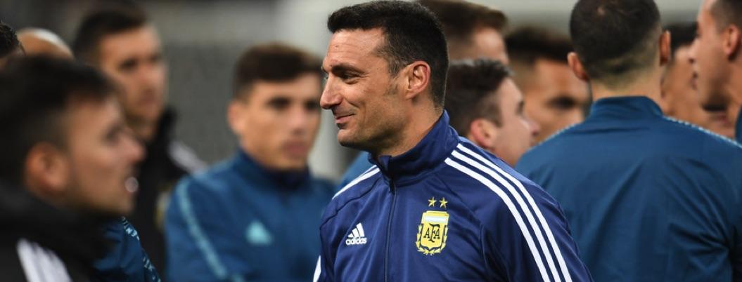 """DT argentino echa flores a """"Tata"""" Martino previo al amistoso"""