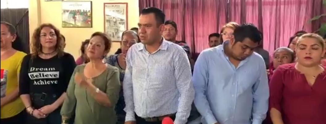 Sindicalizados le piden a Gaspar no abultar nómina de Ayuntamiento