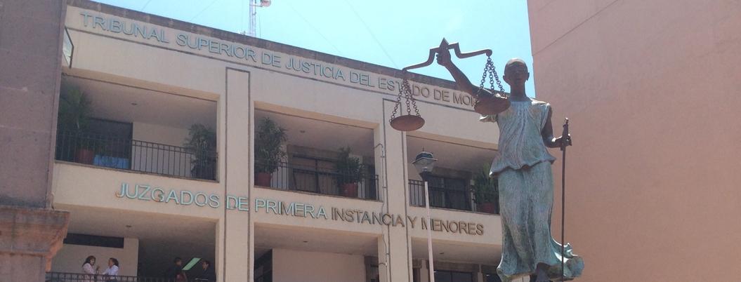 Revocan ampliación a 20 años de magistrados del TSJ en Morelos