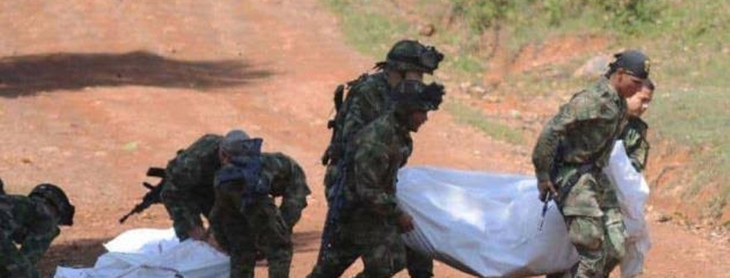 Colombia: emboscada a patrulla militar deja 4 muertos