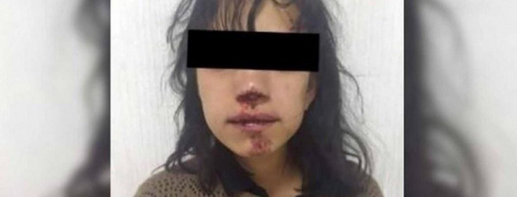 Mujer casi se roba bebé de los brazos de su madre afura del Metro