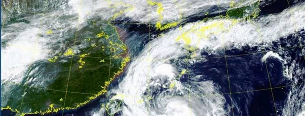 Tifón Tapah obliga a suspender cerca de 400 vuelos en Japón