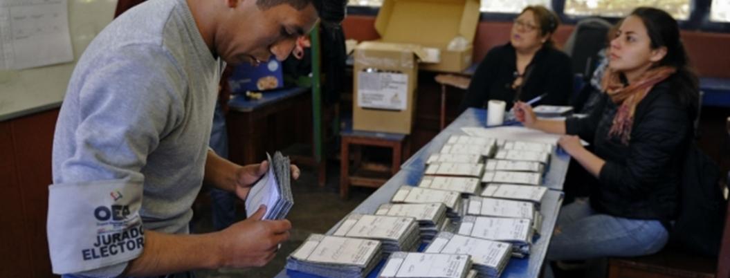 Oposición rechaza auditar las elecciones en Bolivia