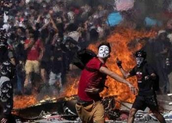 Chile huelga