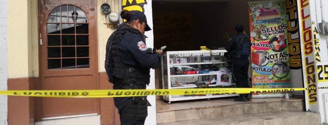 Asesinan a comerciante en el Centro de Chilpancingo