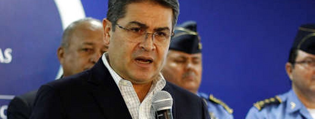 Exalcalde hondureño admite ser parte del narcotráfico