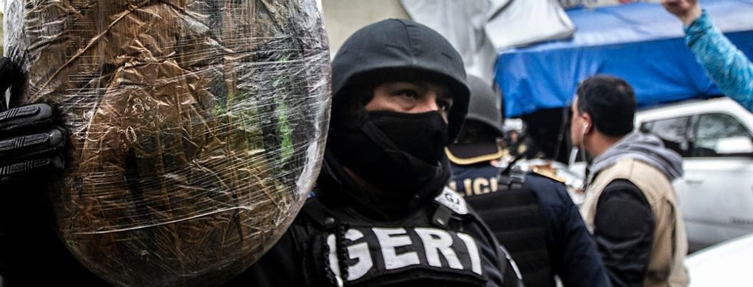 La Unión Tepito no sólo trasiega drogas, también las produce