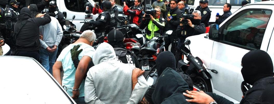 Juez libera a 27 de los 32 integrantes de La Unión Tepito detenidos