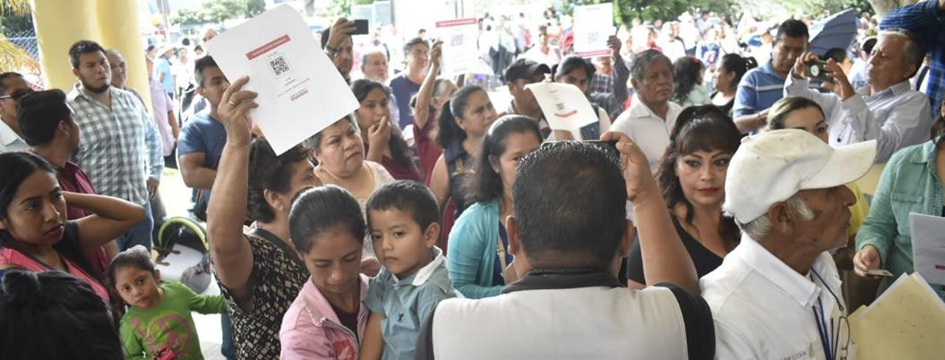 Nora Velázquez ofrece estricta vigilancia en asambleas de Morena