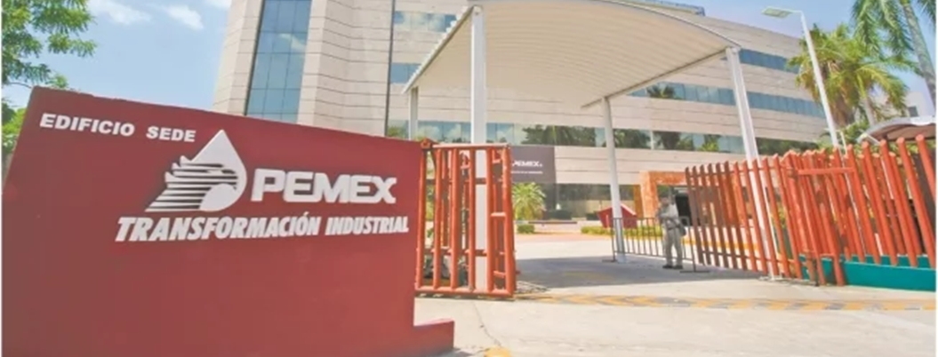 Reservas de Pemex caen a mínimos históricos