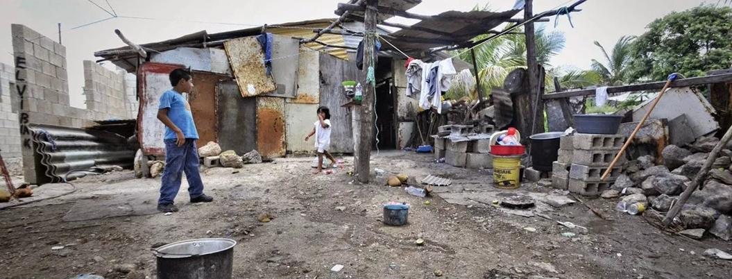 Estancamiento económico afecta a los pobres de México