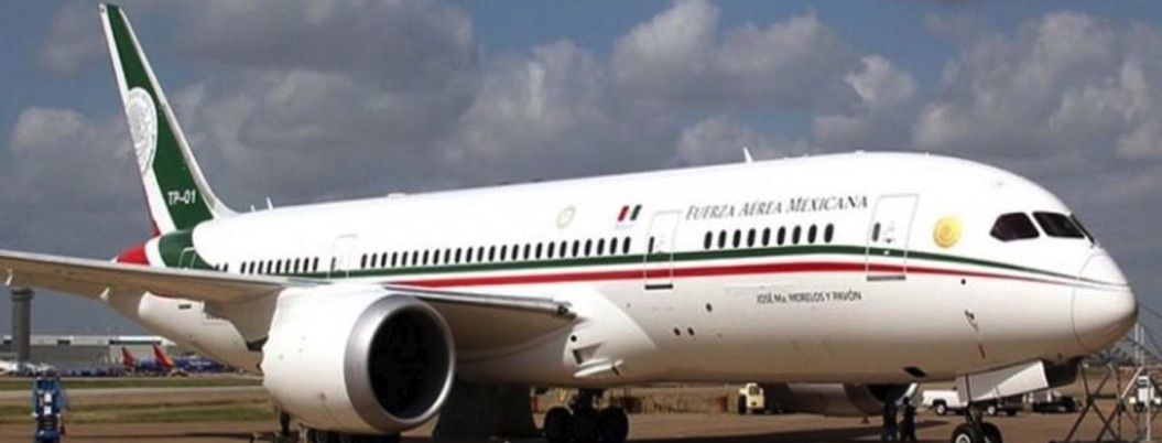 AMLO insiste en venderle el avión presidencial a Trump