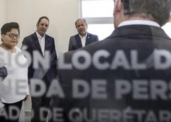Comisión de Búsqueda de Personas, simulación en Querétaro 1