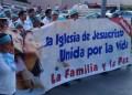Religiosos marchan contra aborto legal y matrimonio igualitario en Acapulco 7