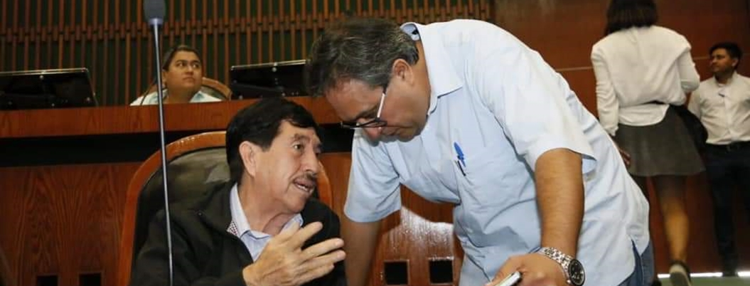 Helguera propuso su salida de Jucopo, aclara Reyes Sandoval