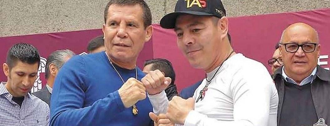 """Julio César Chávez volverá al ring cuando enfrente al """"Travieso"""""""