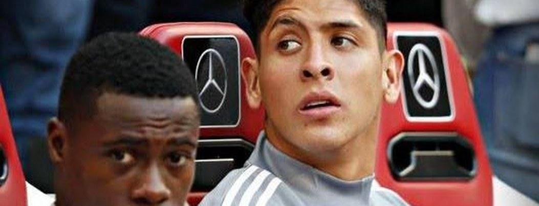 Edson se queda fuera en partido donde Ajax goleó al Utrecht