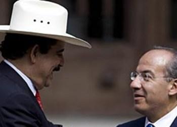 Calderón asiló a Manuel Zelaya, pero panistas ya no lo recuerdan 1