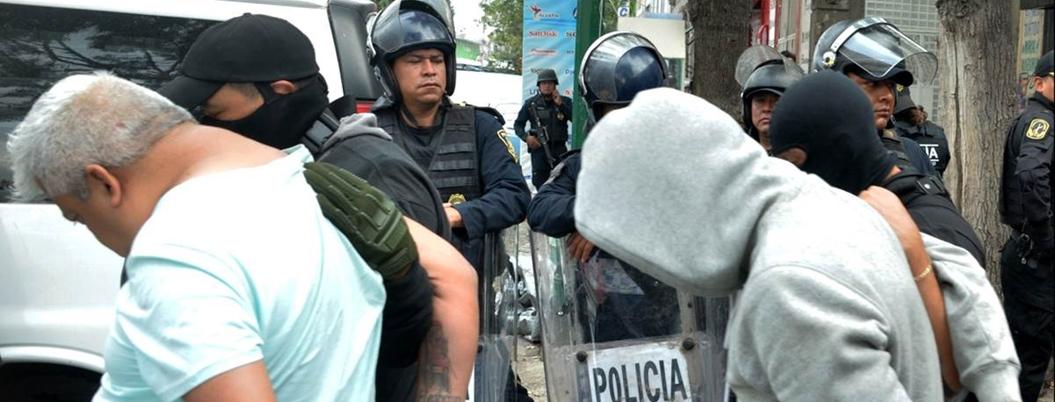 Operativo contra La Unión Tepito deja en vergüenza al Poder Judicial