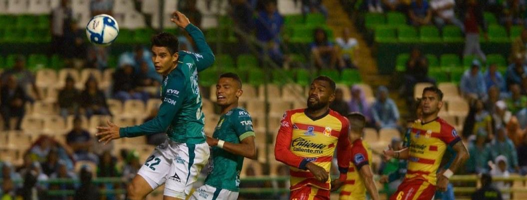 León y Morelia empatan 1-1 en partido que cerró fecha 17 de Liga MX