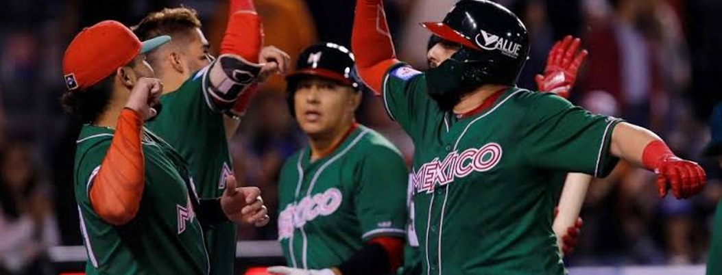 México va invicto súper ronda por boleto olímpico en béisbol