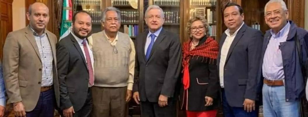 """Adela invita a AMLO a dar """"mañanera"""" en Acapulco"""