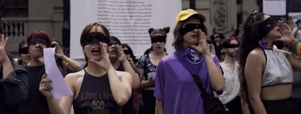 Feministas mexicanas recrearán performance chileno en CDMX