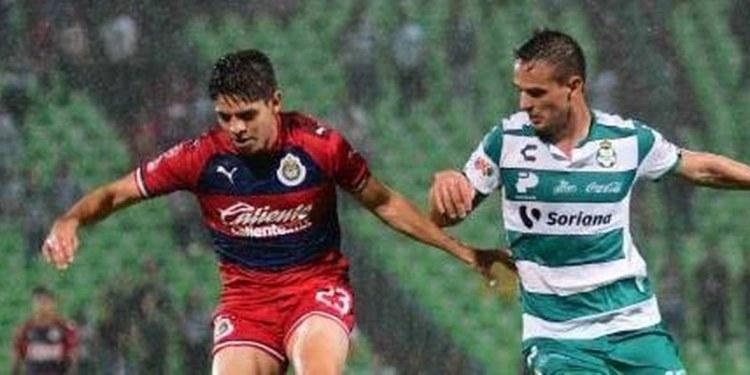Santos vence a Chivas