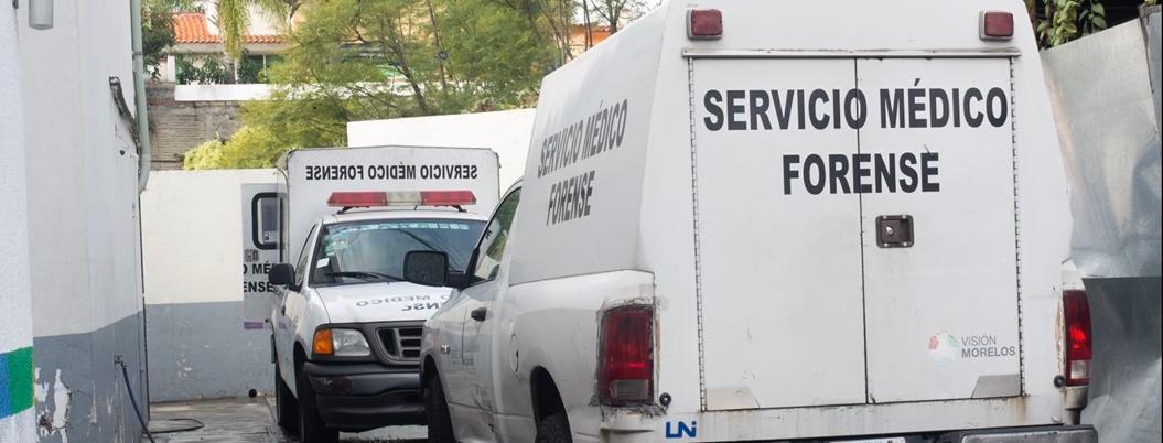 Esperan a sus familiares 37.4 mil cadáveres en Semefos de México