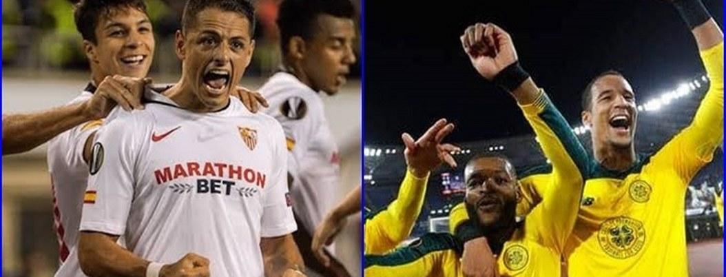 Sevilla de Chicharito ya tiene seguro su pase a la siguiente ronda de Europa League