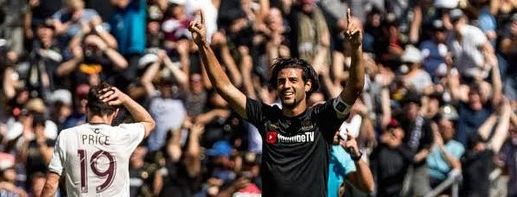 Vela, primer mexicano nombrado el Jugador más valioso de la MLS