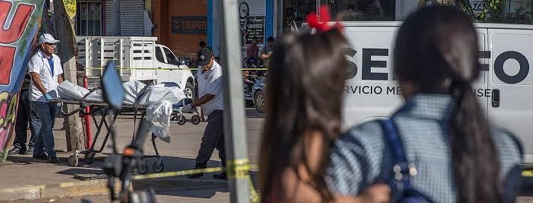 Percepción ciudadana pone a México en el Top-10 de países inseguros