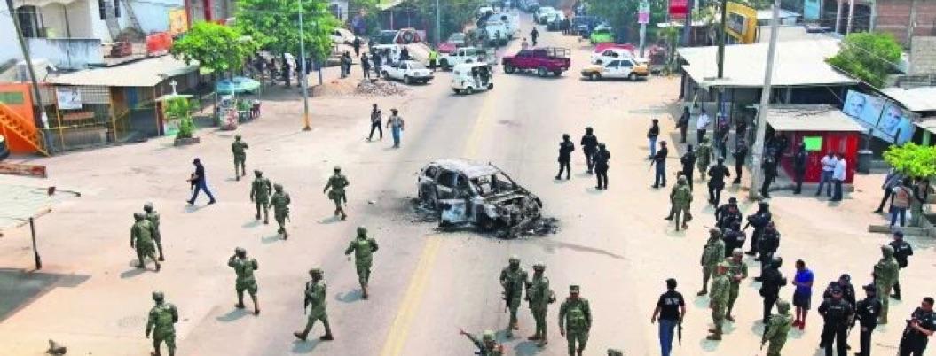 Familiares exigen liberación de comunitarios en Xaltianguis