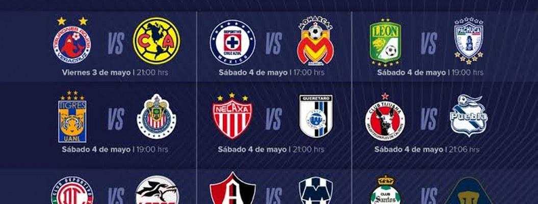 Calendario de la Jornada 18 de la Liga MX: horario y dónde verlo