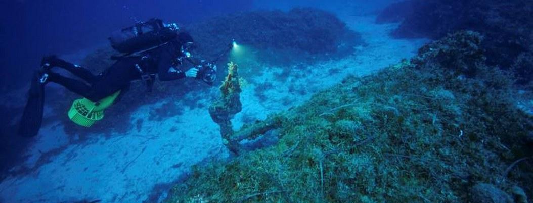 Descubren naufragio de la Segunda Guerra Mundial en lo más profundo