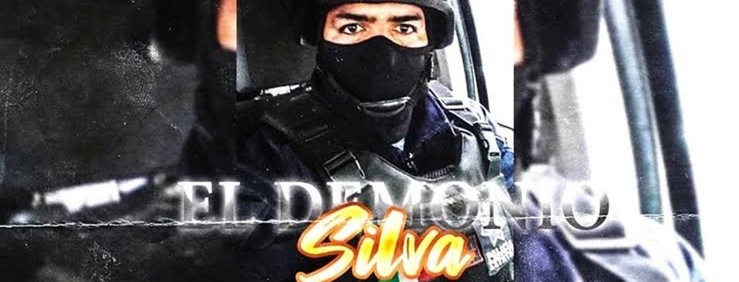 """Dedican rap """"Al Demonio Silvia"""" sicario Fuerza Negra"""