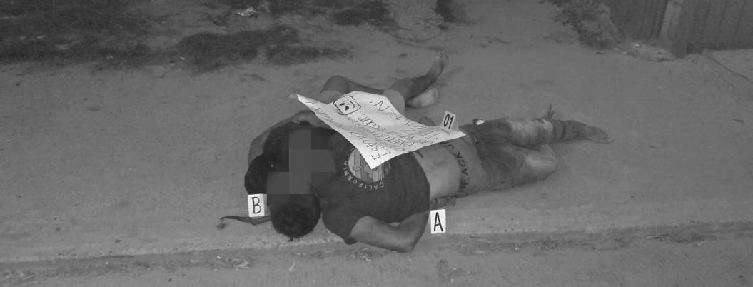 Estrangulan a dos hombres cerca de Las Cruces, en Acapulco