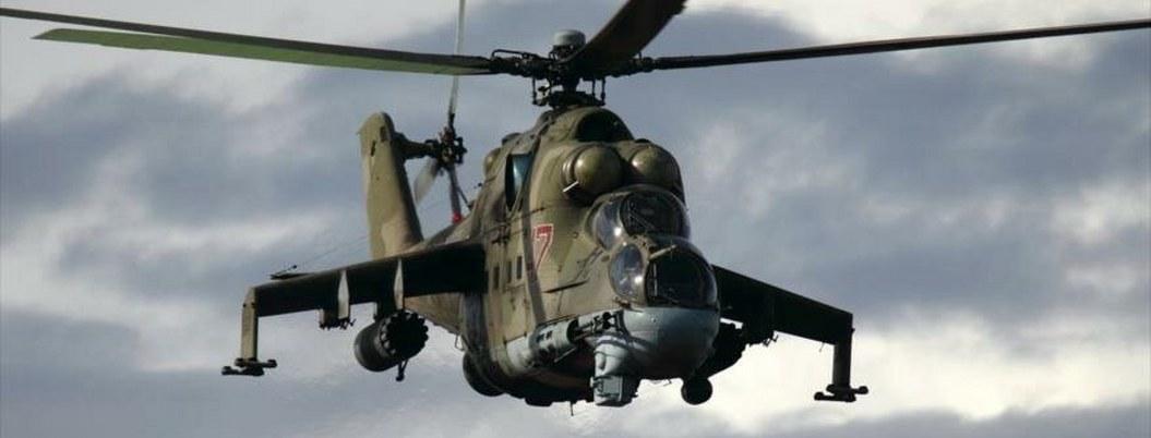 Helicópteros rusos empiezan el patrullaje del noreste de Siria
