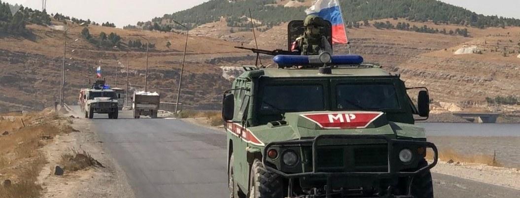 Militares de Rusia y Turquía comenzaron patrullaje en norte de Siria
