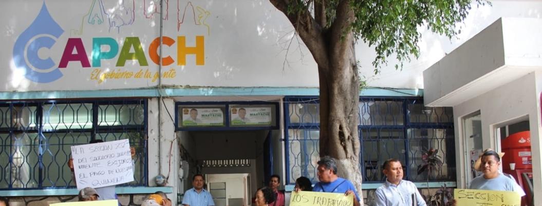 Escasez de agua ha golpeado al 80% de Chilpancingo, reconoce Capach