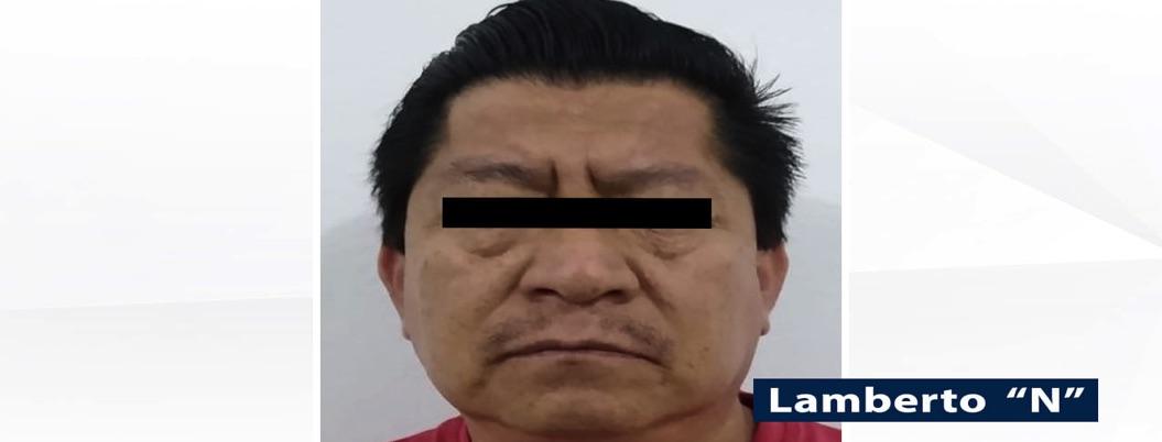 Detienen a miembro de colectivo de desaparecidos por abuso a menor