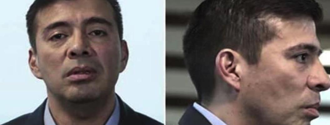 Interpol emite ficha roja en contra del exesposo de Abril