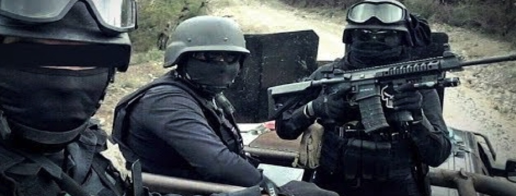 La Furia Negra, policía fuera de la ley en lucha contra el narco