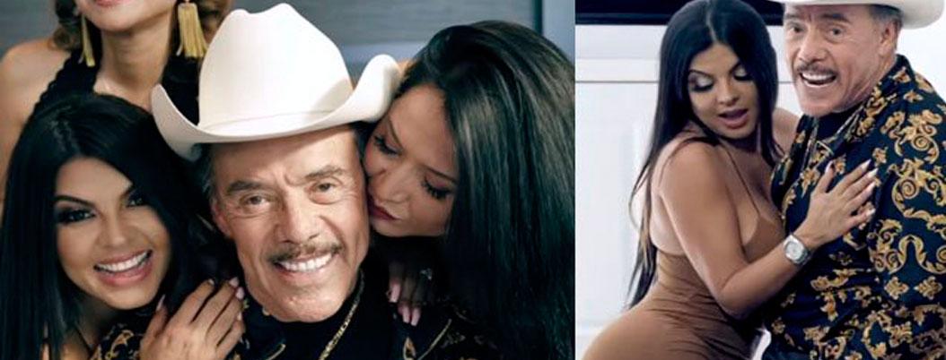 Pedro Rivera, padre de Jenni lanza un reggaetón ranchero