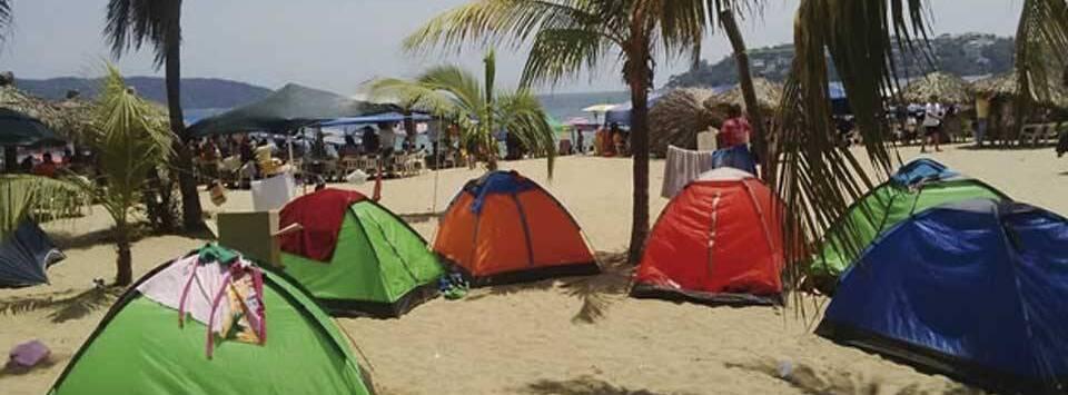 Playas de Acapulco son para pobres y ricos: turistas