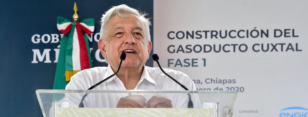 """""""Rescataré a las industrias eléctrica y petrolera"""", señala AMLO"""